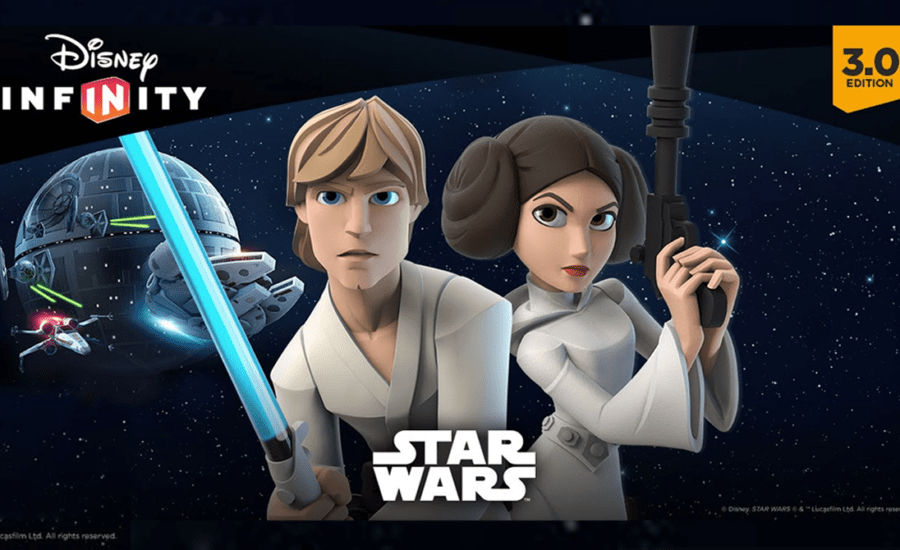 Disney Infinity: Star Wars Rise Against the Empire