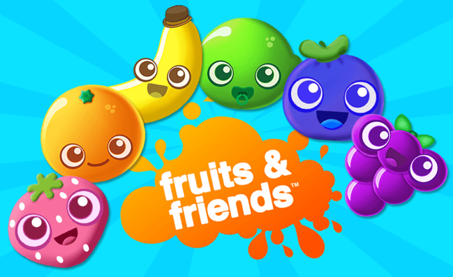 Fruits & Friends